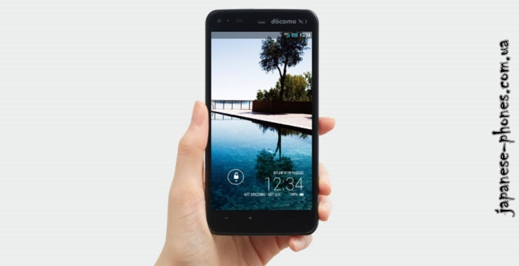 SHARP AQUOS PHONE ZETA SH-01F