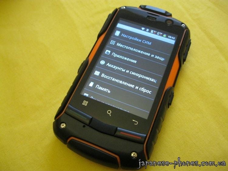 Смартфон AGM Rock V5
