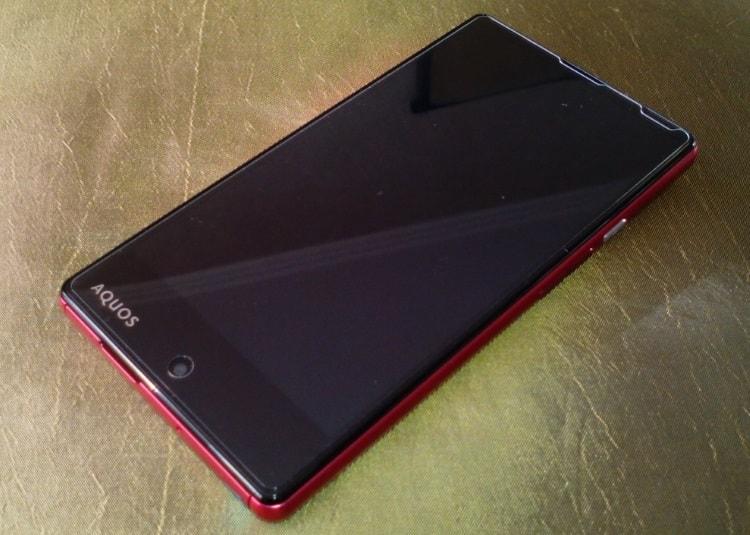 Детальный фотообзор SHARP AQUOS Softbank Xx2 mini 503SH