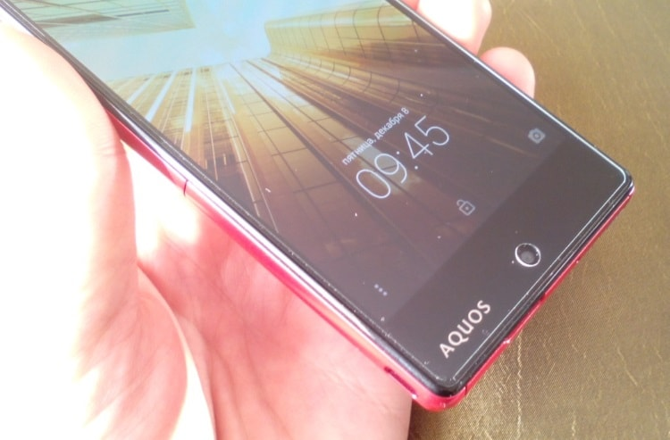 SHARP AQUOS Softbank Xx2 mini 503SH
