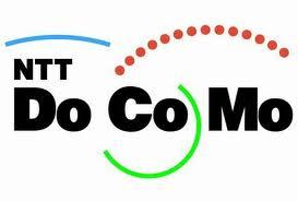 Еще один вариант логотипа японского оператора NTT docomo