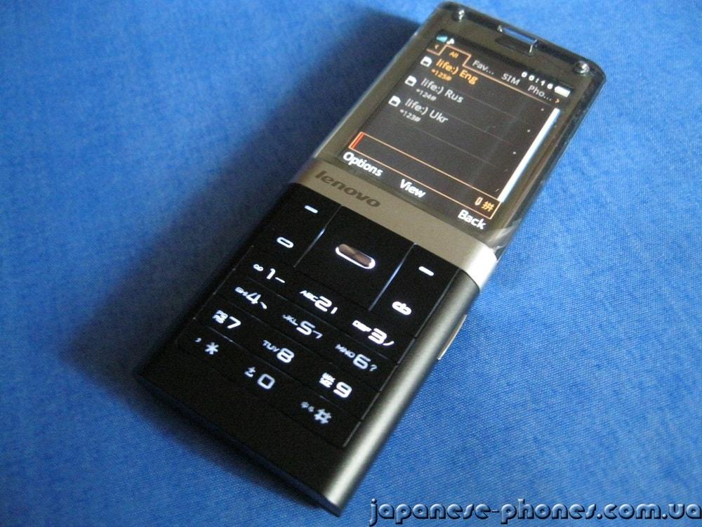 Мобильный телефон Lenovo S800