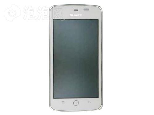 Японский телефон (смартфон) SHARP SH-831T для китайского рынка, перед