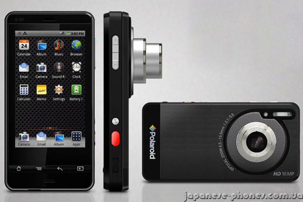 Смартфон Polaroid SC1630 Android HD Smart фотокамера
