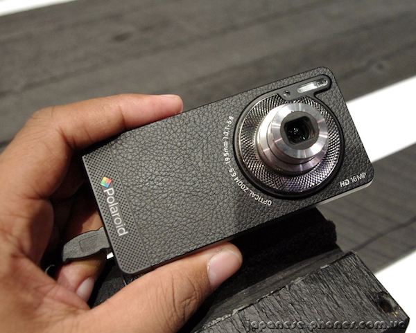 Смартфон Polaroid SC1630 Android HD Smart объектив