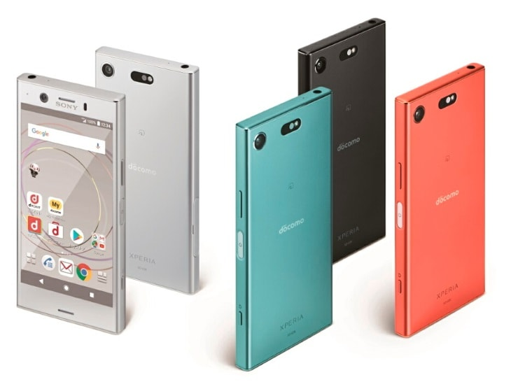 SONY Xperia XZ1 Compact SO-02K